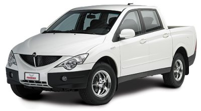Phoenix Motorcars dual cab ute
